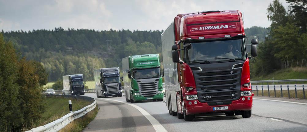 Línea de Repuestos Scania
